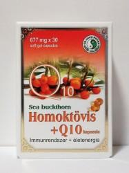 DR CHEN HOMOKTÖVIS + Q10 LÁGYZSELATIN KAPSZULA 30D
