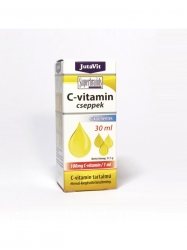 JUTAVIT C-VITAMIN CSEPPEK 30ML100MG/1ML