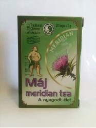 DR CHEN MÁJ MERIDIAN TEA FILTER 20X2G