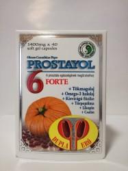 DR CHEN PROSTAYOL 6 FORTE KAPSZ 40DB