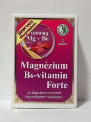 DR CHEN MAGNÉZIUM-B6 FORTE TABLETTA 30X