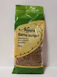 NATURA BARNA BULGUR 500G