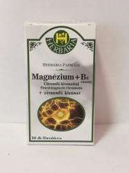 H MAGNÉZIUM + B6 CITROMFŰVEL 30DB HERBÁRIA