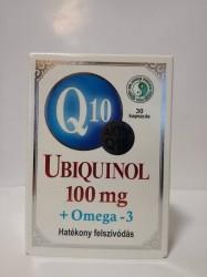 DR CHEN Q10 UBIQUINOL KAPSZULA 30DB