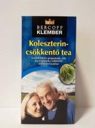 KLEMBER W. TEA FILT. KOLESZTERIN