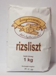 KENYÉRVARÁZS RIZSLISZT 1KG