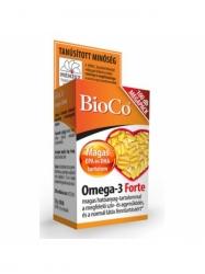 BIOCO OMEGA 3 FORTE 100DB MEGAPACK