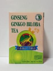 DR CHEN GINSENG GINKGO BILOBATEA filt. 20x3g