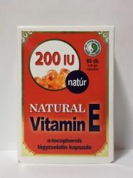 DR CHEN NATUR E-VITAMIN 200MGkapszula 60db