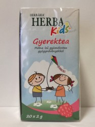 H HERBAKIDS GYEREKTEA MÁLNA FILTER