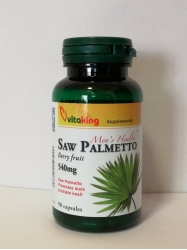 VK SAW PALMETTO 540MG  90DB