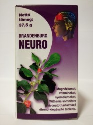 BRANDENBURG NEURO TABL. 30DB neuroptim