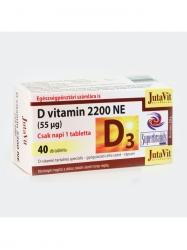 JUTAVIT D-VITAMIN 2200NE 40DB