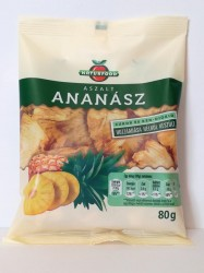 NF ANANÁSZ CUKORMENTES 80g