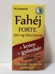 DR CHEN FAHÉJ FORTE KAPSZULA 60x