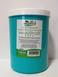 MOLLIS MASSZÍROZÓ ILLATMENTES 1000ML