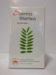 DRAGONOS SZENNA FILTER TEA 25X1g
