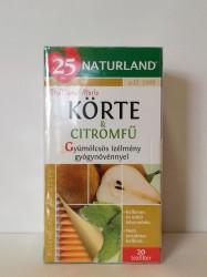 NL GYÜM.TEA KÖRTE & CITROMFŰ FILTERES 20DB