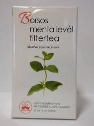 DRAGONOS BORSMENTA FILTERTEA 25X1G