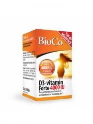 BIOCO D3-VITAMIN FORTE 4000IU TABL. 100DB