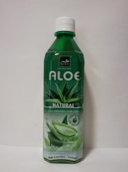 TROPICAL ALOE NATURAL 500ML szénsavmentes