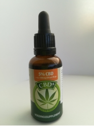 JACOBH CBD 5% 1500MG OLAJ 30ML