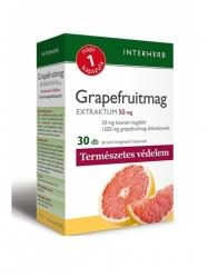 INTERHERB GRAPEFRUITMAG KAPSZULA 30DB