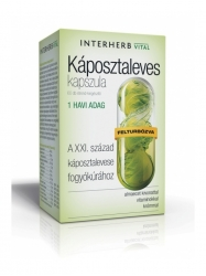 INTERHERB KÁPOSZTALEVES KAPSZULA