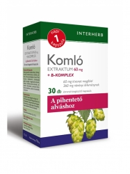 INTERHERB KOMLÓ KAPSZULA 30DB