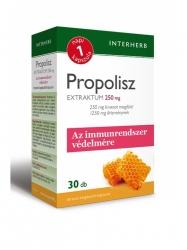 INTERHERB PROPOLISZ KAPSZULA 30DB NAPI 1