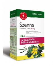 INTERHERB SZENNA EXTRAKTUM 30DB