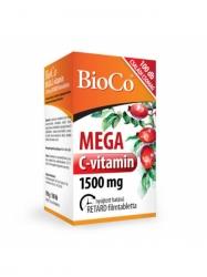 BIOCO MEGA C1500MG RETARD FILMTABL. 100DB