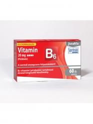 JUTAVIT B6 20mg VITAMIN 60DB (piridoxin)