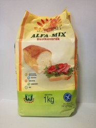 GLUTENIX ALFA MIX KENYÉRPOR 1Kg it's us miklos uni