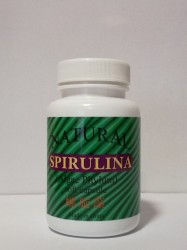 DR CHEN NATURAL SPIRULINA KAPSzula 60db