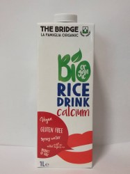 THE BRIDGE RIZSITAL +CALCIUM 1L BIO