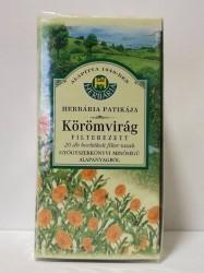 H KÖRÖMVIRÁG FILT.TEA 25DB/1G