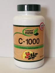 VITAMIN STATION C-1000 120DB TABLETTA