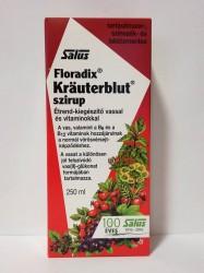 FLORADIX KRAUTERBLUT-S 250ML SZIRUP
