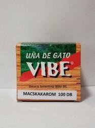 MACSKAKAROM 100X UNA DE GATO VIBE