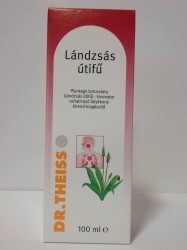 DR THEISS LÁNDZSÁS 100ML bordó