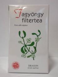 DRAGONOS FAGYÖNGY FILTERTEA 25x2g