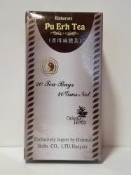 DR CHEN PU-ERH TEA FILTER 20X2g