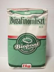 BIOPONT BIO BÚZÁBÓL ÖRÖLT FINOMliszt 1kg