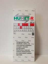 HUMET-R SZIRUP 300ML