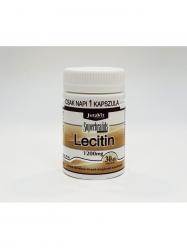 JUTAVIT LECITIN PRO 1200MG KAPSzula 30+10db