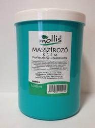 MOLLIS MASSZÍROZÓ KRÉM 1000ML