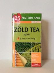 NL ZÖLD TEA FILTER