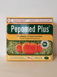 BIOMED PEPOMED PLUS 100X KAPSZULA