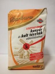 BARBARA KENYÉRPOR 1KG .lisztkev. kenyér és kelt